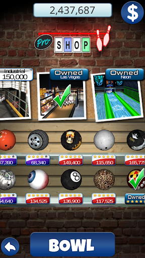 Let's Bowl 2: Bowling Free 2.4.73 screenshots 2