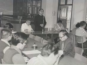 Photo: 中學部教務會議及彌撒07
