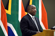 President Cyril Ramaphosa is an implicated person in the R500,000 Bosasa donation probe.