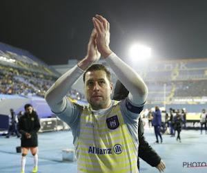 """Frank Boeckx se confie concernant son avenir à Anderlecht : """"Mes sentiments sont mitigés"""""""