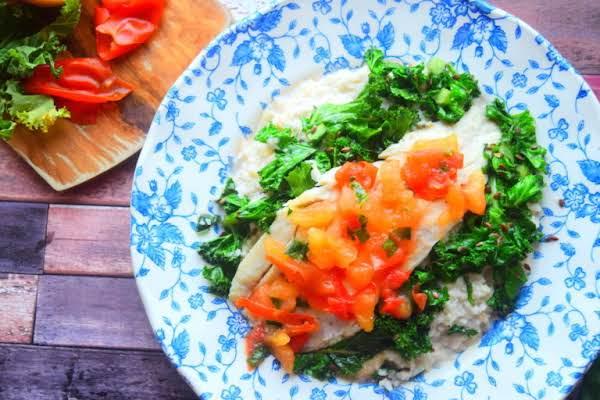 Pan-fried Sea Bass Recipe