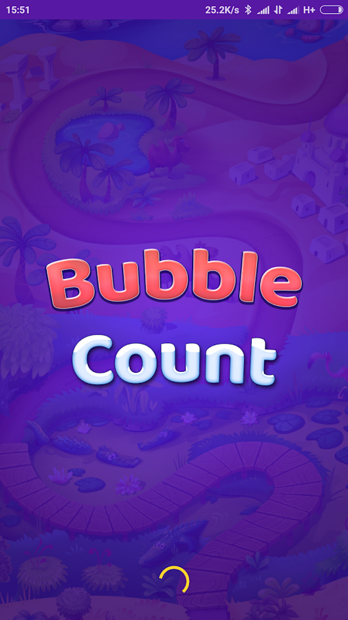 Bubble Count- screenshot