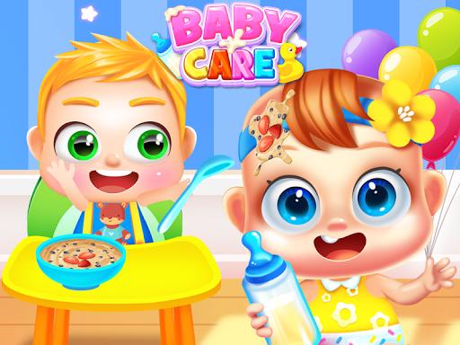 My Baby Care - Newborn Babysitter & Baby Games Apk 1