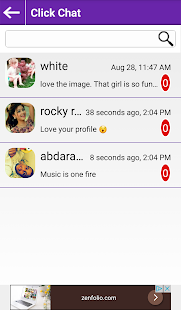 Click Chat- screenshot thumbnail