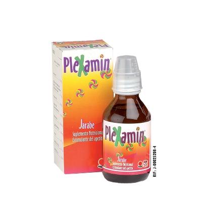 Multivitaminico Plexamin Jarabe 120 Ml Meyer Jarabe 120 ml