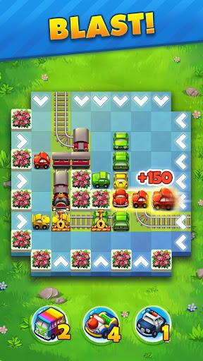 Traffic Puzzle - Cars Match 3 Game 1.49.146 screenshots 3