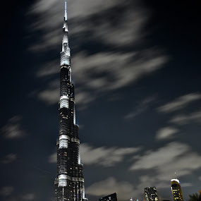burj khalifa by Rodolfo Alar - Buildings & Architecture Office Buildings & Hotels