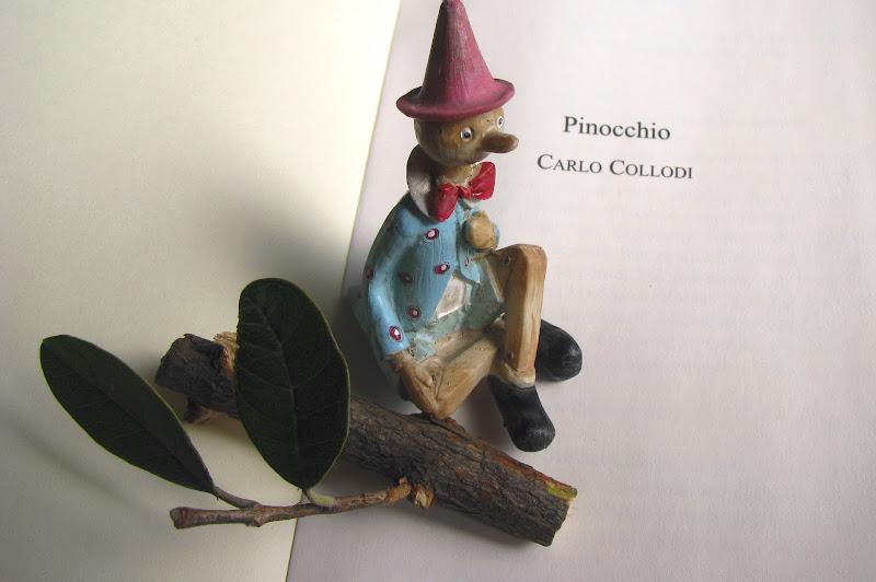 E Geppetto prese un pezzo di legno di Elisabetta Di Girolamo