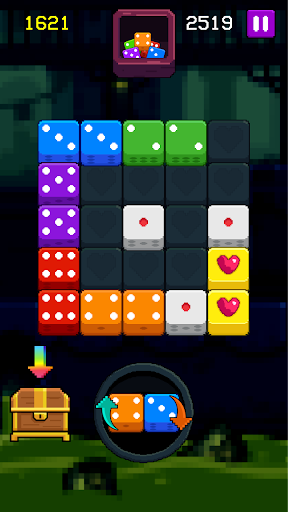 Dice Merge Color Puzzle android2mod screenshots 3