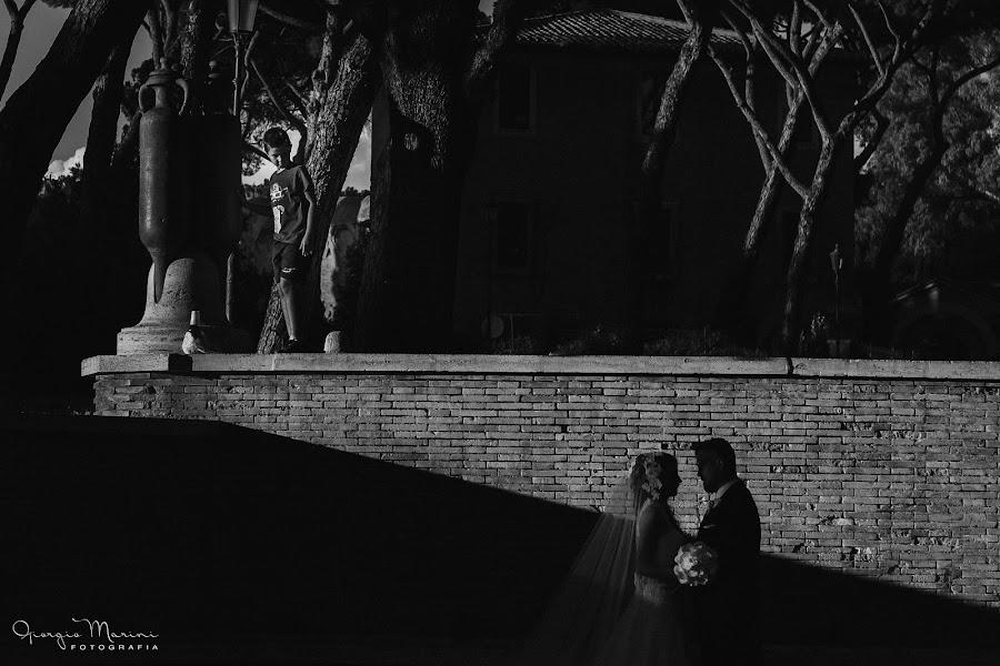 Fotografo di matrimoni Giorgio Marini (marini). Foto del 28.01.2019