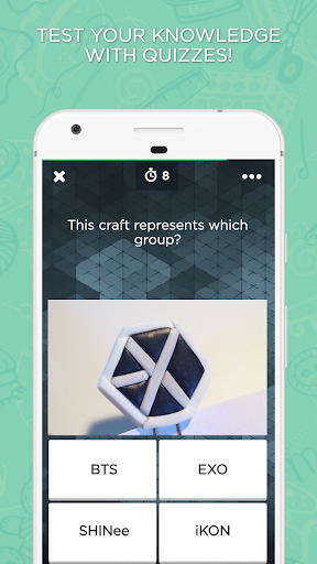 K-Pop DIY Amino - screenshot