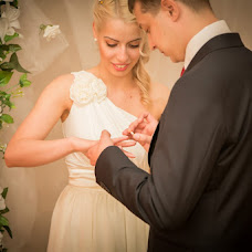 Wedding photographer Dmitriy Bal (Danzi). Photo of 03.09.2014