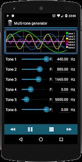 Professional Tone Generator screenshot 02