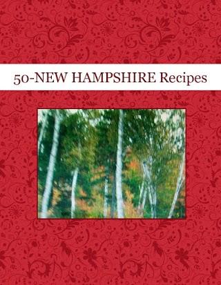 50-NEW HAMPSHIRE Recipes