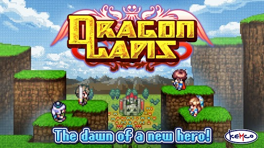 RPG Dragon Lapis 1.1.4g Android Mod APK 1