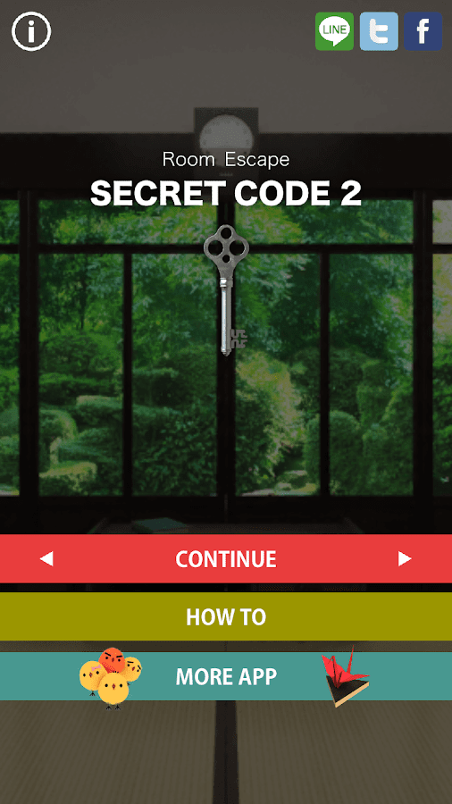 Room Escape [SECRET CODE 2]- screenshot