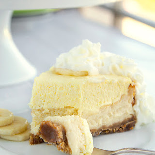 Banana Cream Pie Cheesecake