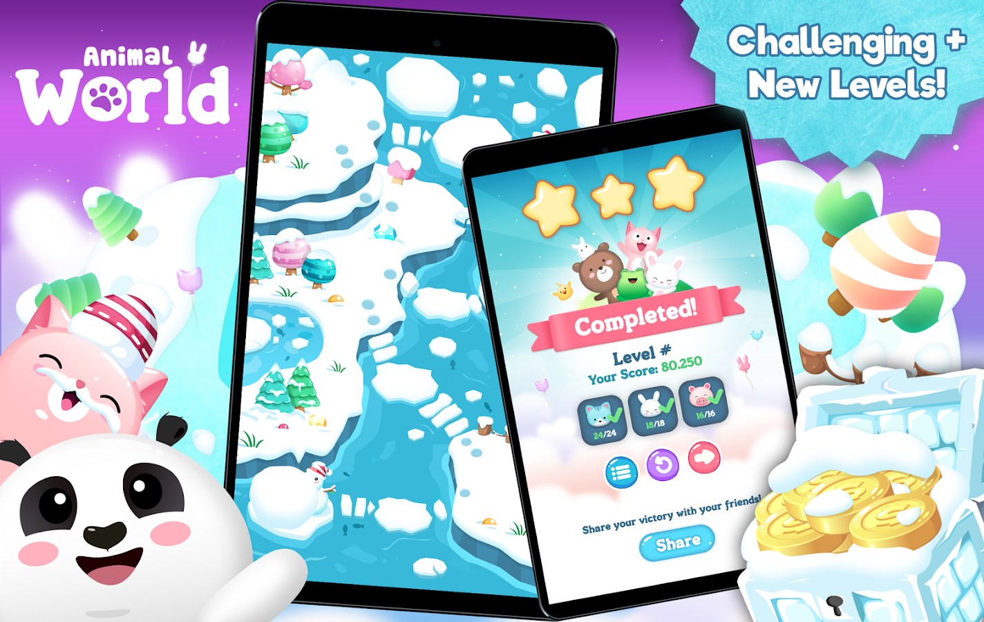 Fruit link mania - Candy Frozen Jelly Blast Mania Screenshot