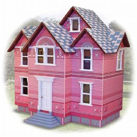 ドールハウスのデザインのアイデア