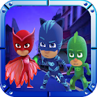 Super PJ Hero Masks icon