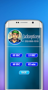 Call From Jacksepticeye : Real Voice - náhled