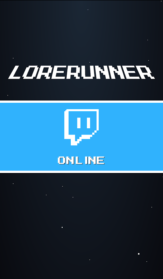 Lorerunner- screenshot