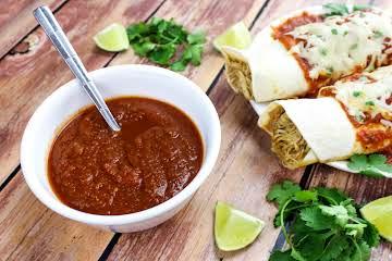Candi's Enchilada Sauce