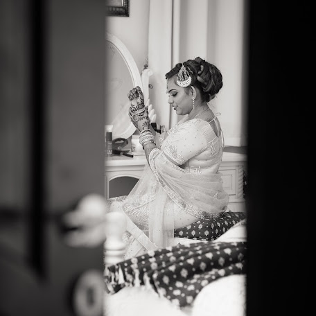 Fotógrafo de bodas Zahir abbas Panjwani (ZAPPhotography). Foto del 10.01.2018