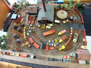 Photo: 020 An overhead plan view of Nicholas Wheatley's Old Time Brickworks .
