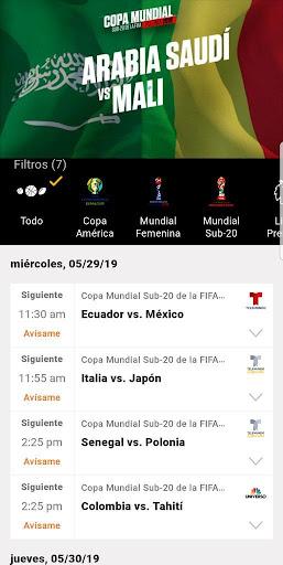 Telemundo Deportes - En Vivo screenshot 2