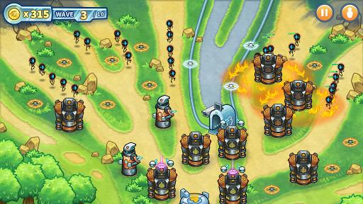 Net Invaders screenshot 2