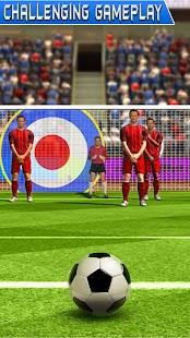 Schießen Fußball Fußball 18 Screenshot