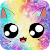 Galaxy Cute Kitty Sparkle Theme file APK for Gaming PC/PS3/PS4 Smart TV