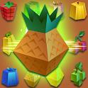 Fruit Dash 3 Match Game icon