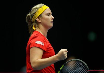 Greet Minnen plaatst zich voor kwartfinales in Praag, Ysaline Bonaventure verweert zich kranig, maar wordt uiteindelijk toch uitgeschakeld