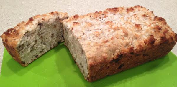 Banana-coconut Quick Bread Recipe