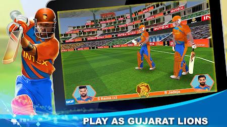 Gujarat Lions T20 Cricket Game 2.0.43 screenshot 1605597