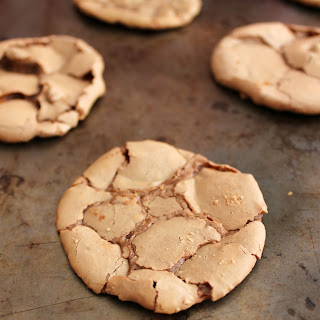 Milk Chocolate Meltaway Cookies
