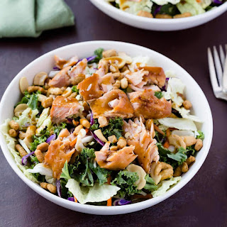 Sesame Salmon Salad Recipes
