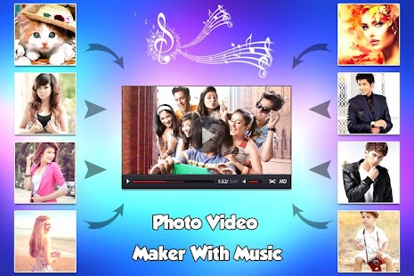 Slideshow Presentation Maker - náhled
