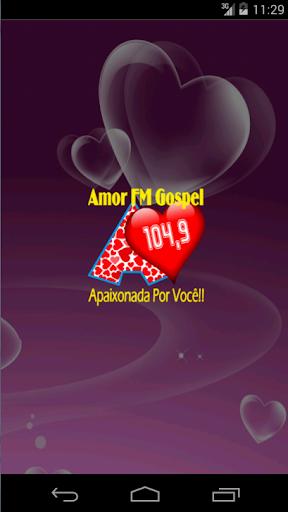 Rádio Amor FM Gospel