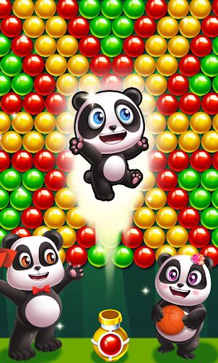 Panda Bubbles Hunter 1.1 screenshots 5