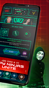 Spy Ninja Network - Chad & Vy Screenshot