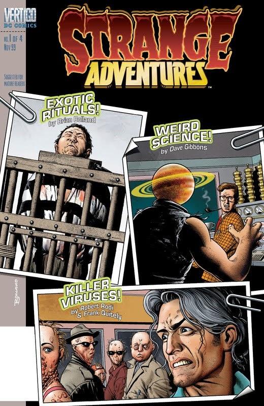 Strange Adventures (1999) - complete