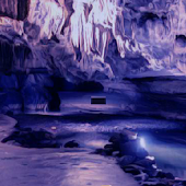 Abandoned Blue Cave Escape