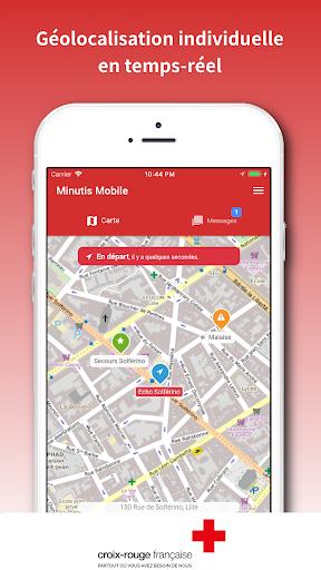 Minutis Mobile screenshot 1