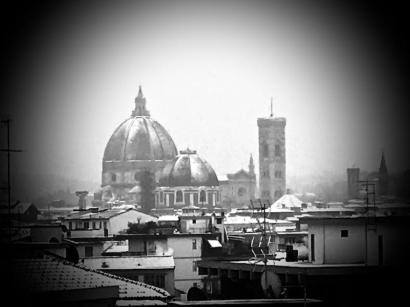 Neve a Firenze di simonetta_beretta