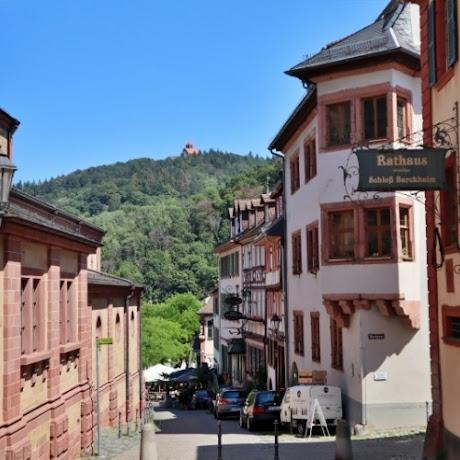 【世界の街角】2つの古城に守られた中世薫るドイツの町ヴァインハイム