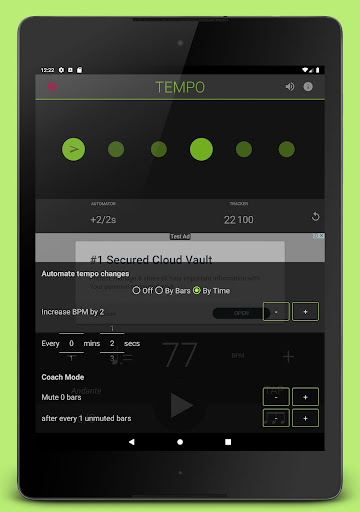 Metronome: Tempo Lite 4.1.2 8