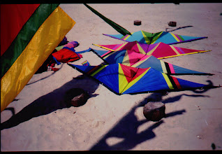 Photo: Moustache stunt Kites